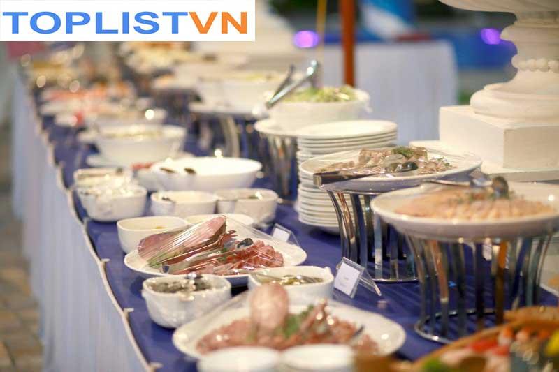 Promenada Cafe & Buffet Restaurant - Hanoi Daewoo Hotel