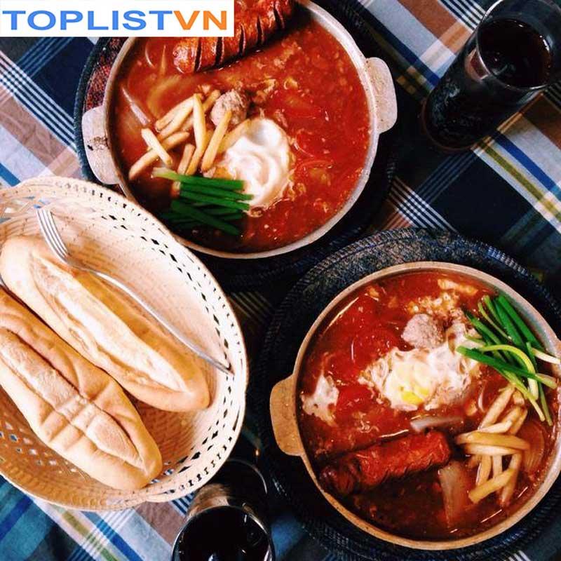 Bánh mì chảo – Bít Tết Âu Việt