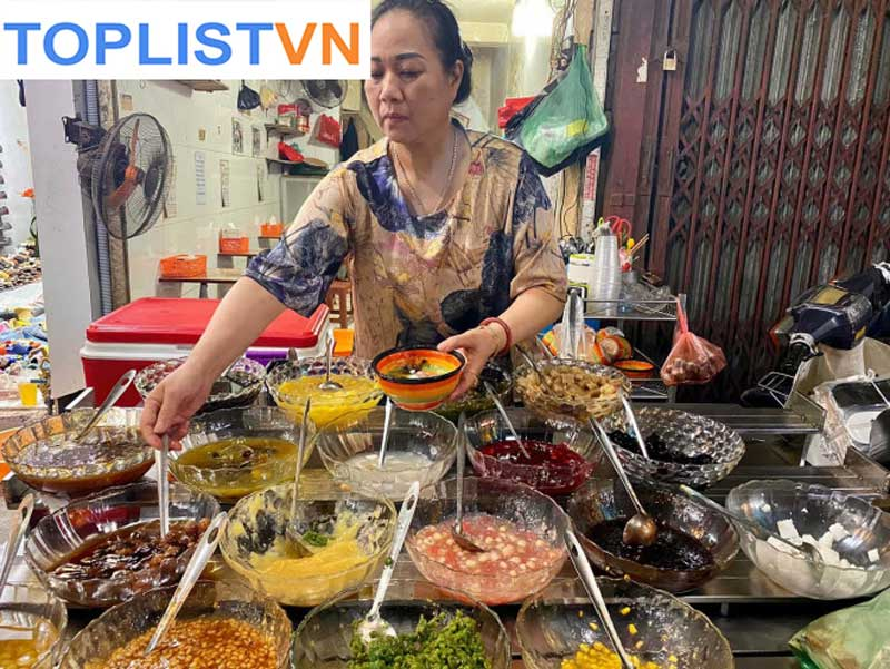 Chè Tuyết Xuka - Cầu Đông(ngõ chợ Đồng Xuân)