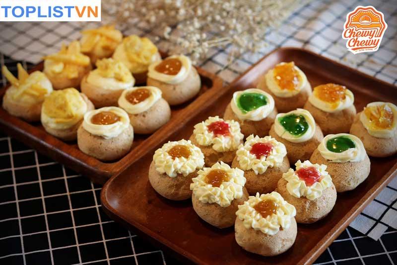 Chewy Junior – Tiệm Bánh Singapore