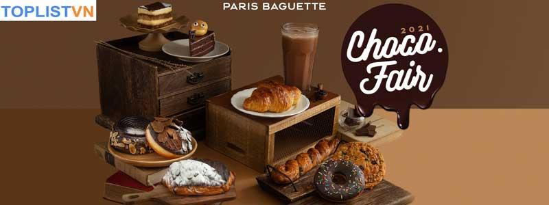 Paris Baguette – Bánh ngọt kiểu Pháp