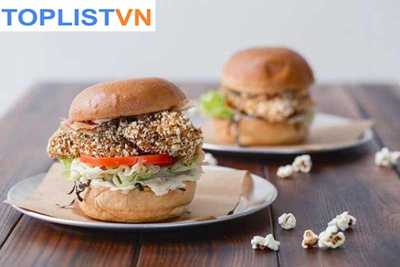 The Burger Box Hà Nội