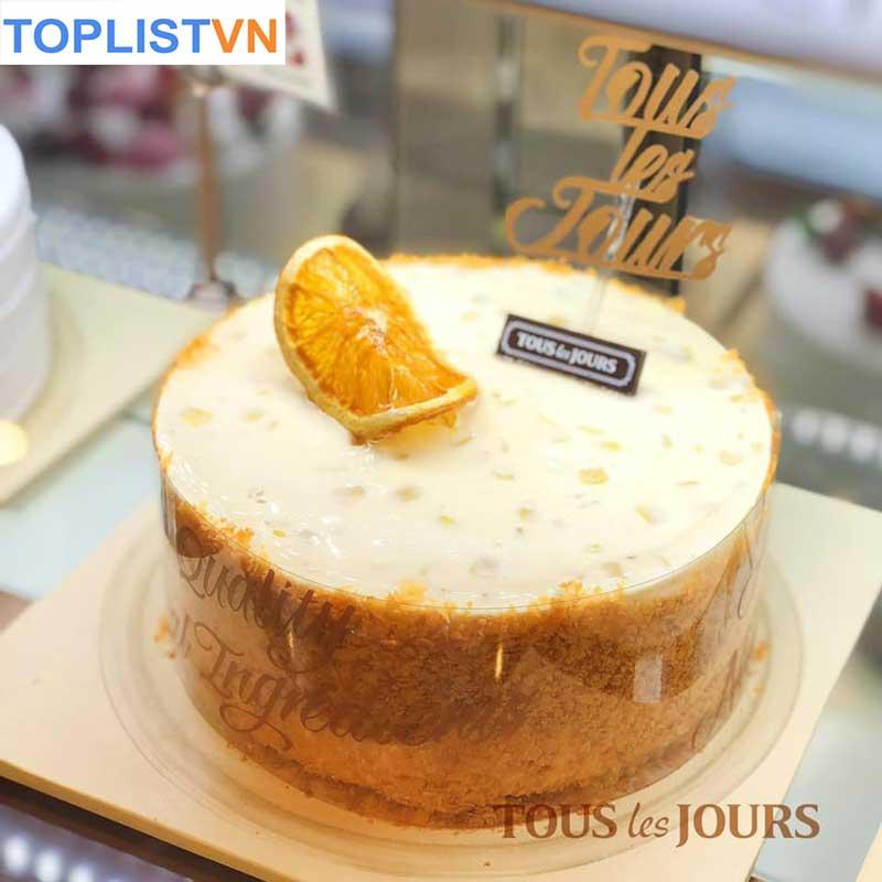 Tous Les Jours – Thương hiệu bánh ngọt Hàn Quốc