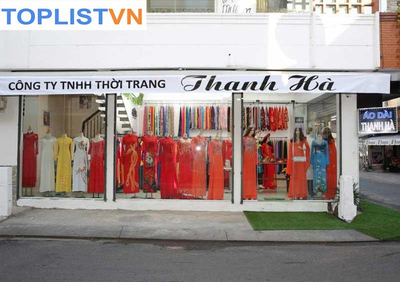 Áo dài Thanh Hà