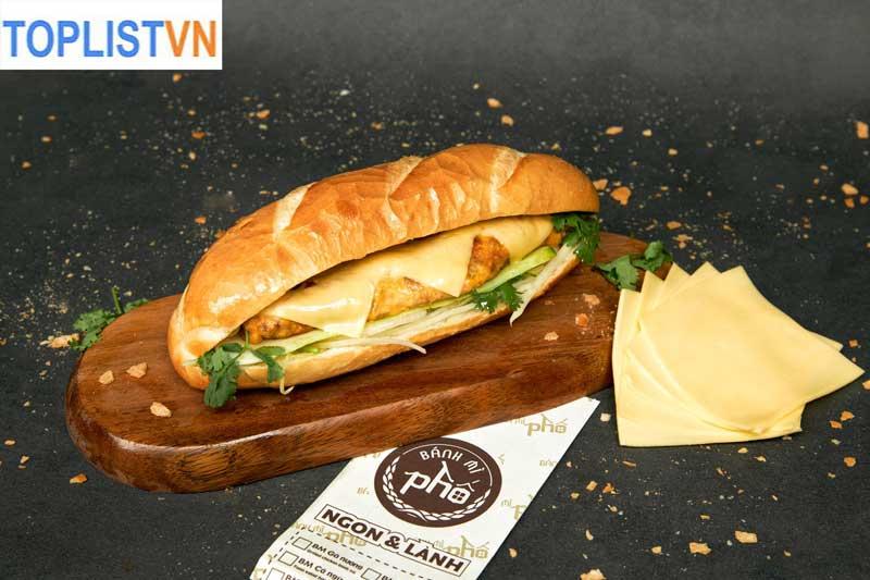 Bánh mì phố