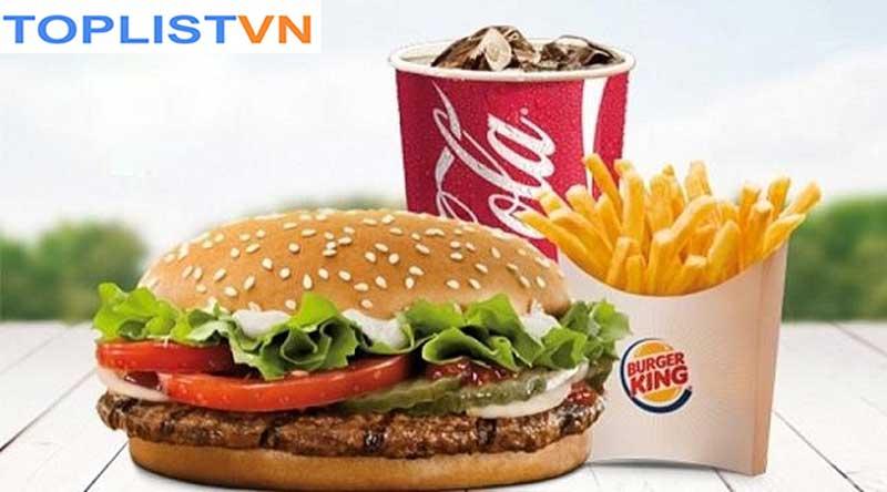 Burger King – Giảng Võ