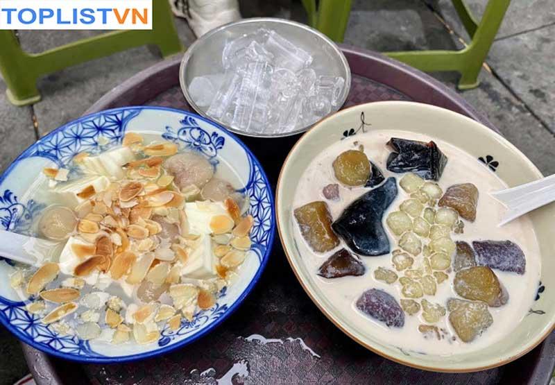 Chè Suvy - Quang Trung