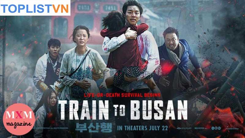 Chuyến tàu sinh tử - Train to Busan (2016)