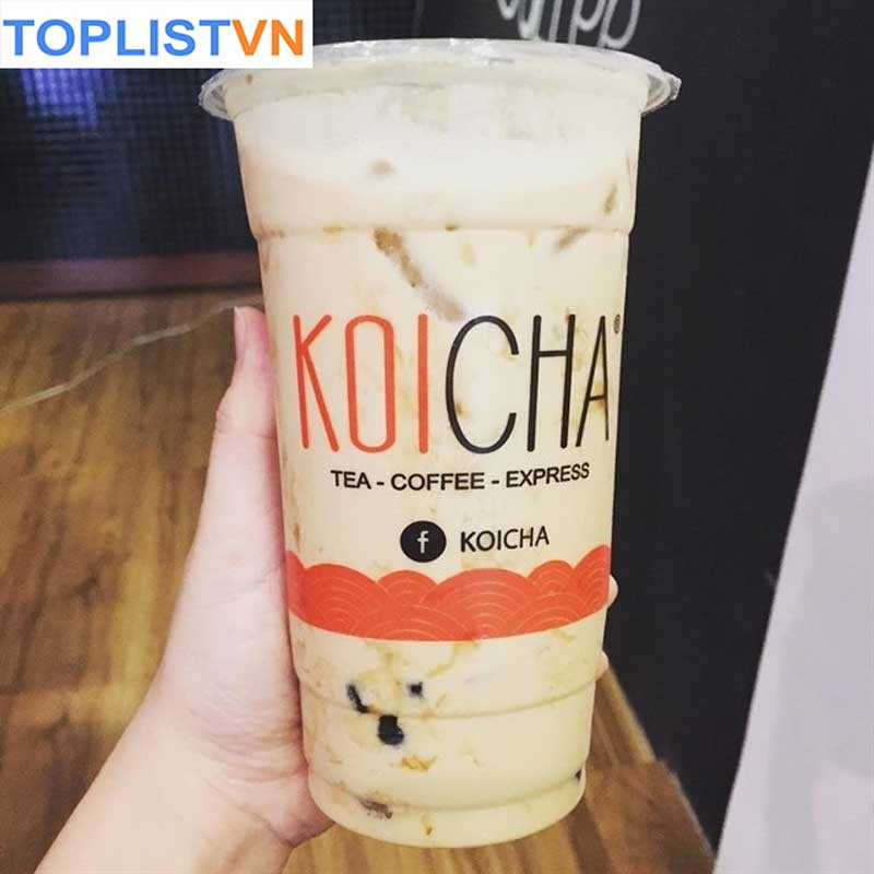 Trà Sữa – Coffee KOICHA