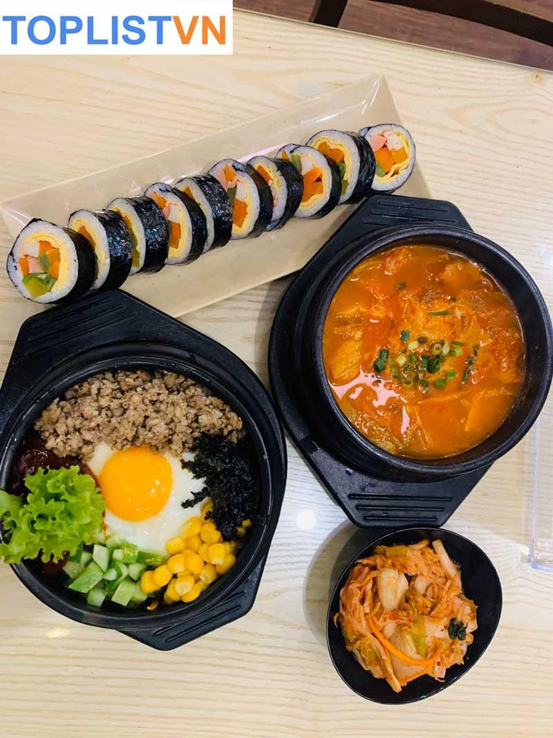 Mokchang - Đồ ăn Hàn Quốc