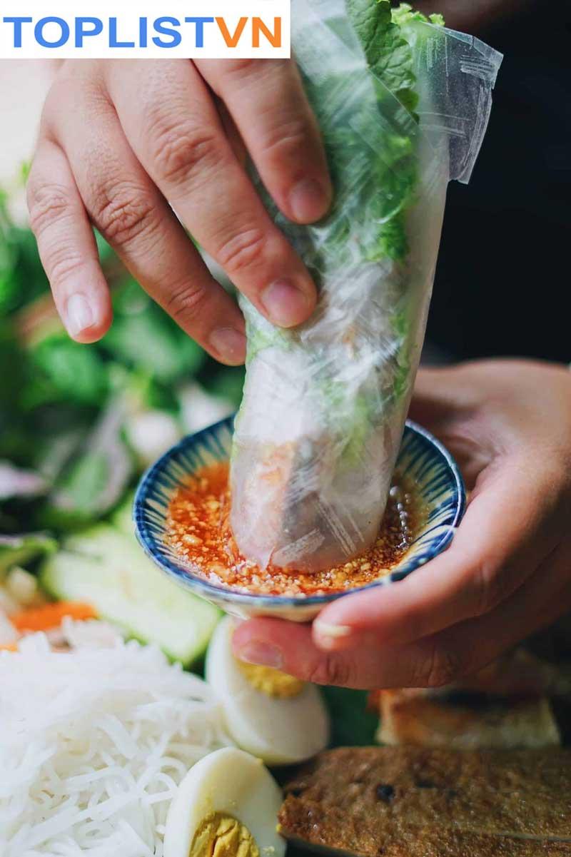 Nem nướng Nha Trang Hà Thảo - Hàng Bồ