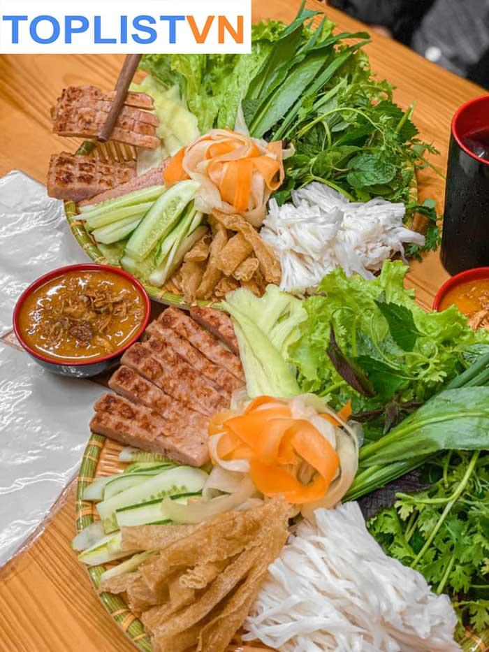 Nem nướng Nha Trang Tâm Việt
