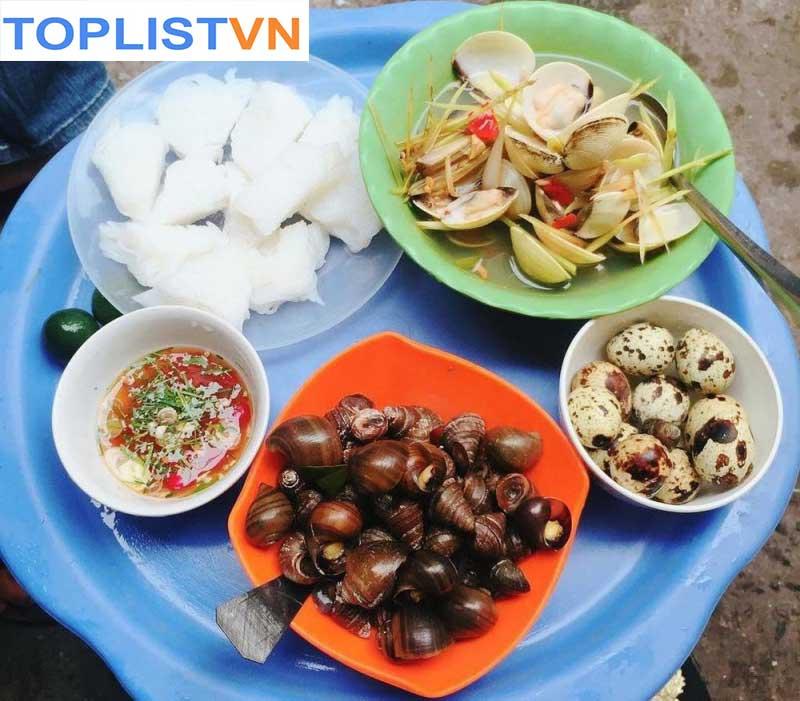 Ốc Anh Hói phố Trần Phú
