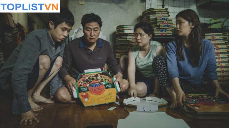 """Phim lẻ Hàn Quốc đầu tiên đoạt giải Oscar """"Ký sinh trùng"""""""