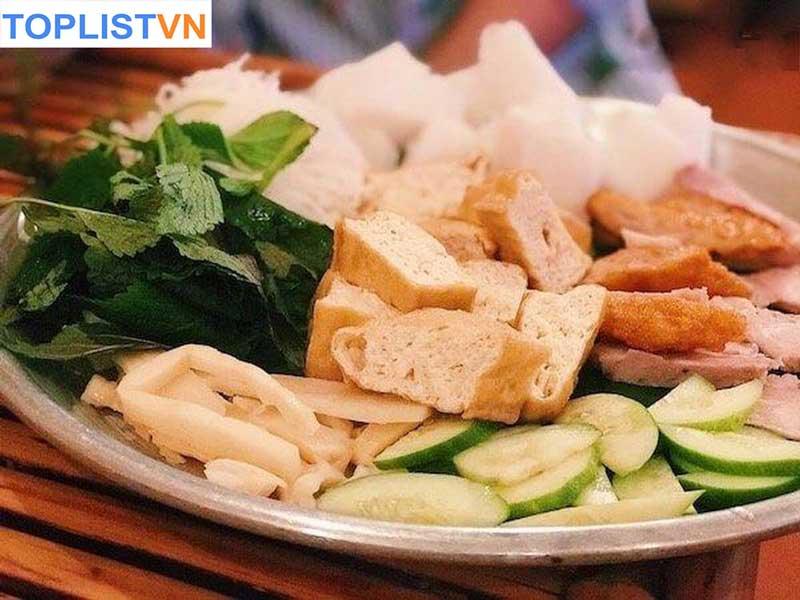 Bún Đậu Ngõ Trạm - Quang Trung