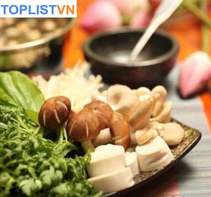Cơm Chay Hương Sen