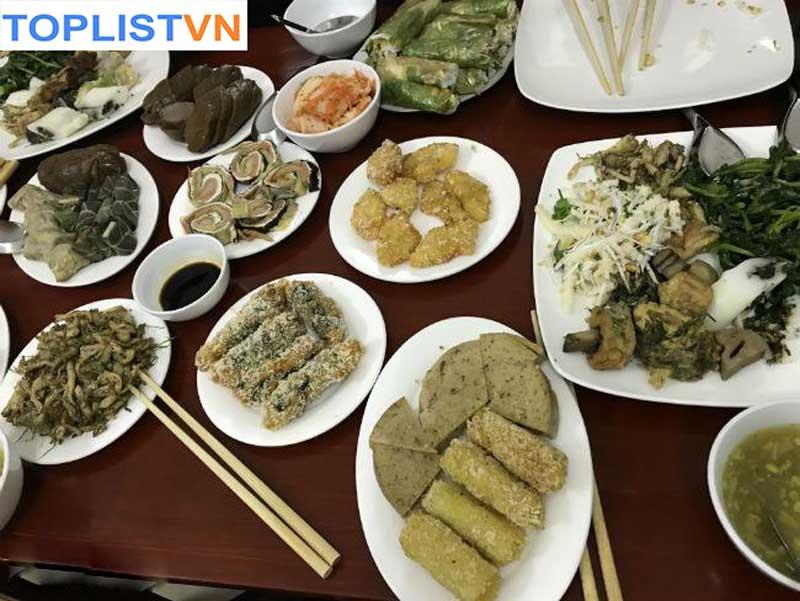 Cơm Chay Thanh Phương