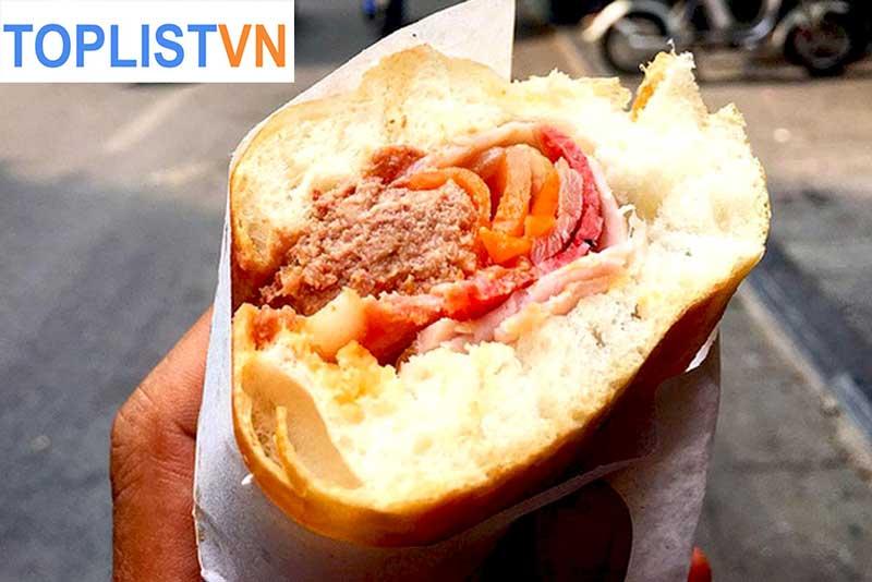 Bánh mì TULI bread